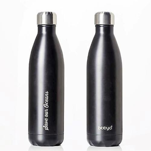 Imagen 1 de 10 de Botella De Agua Termica Acero Inoxidable 750ml Bbbyo Ecoshop