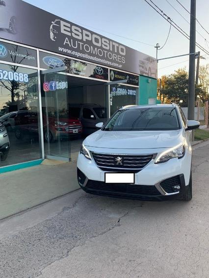 Peugeot 5008 Allure Tiptronic L/17 2018