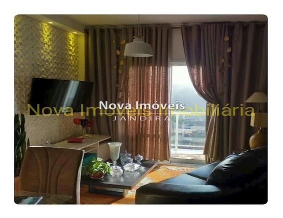 Vende-se Apartamento Em Itapevi - 1015