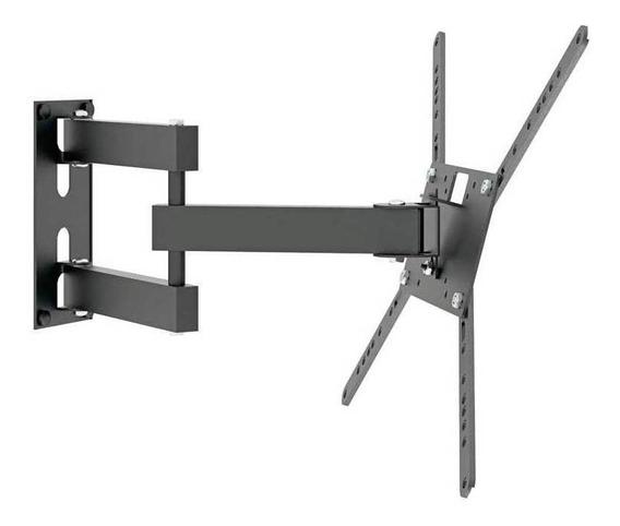 """Suporte Multivisão STPA 355 de parede para TV/Monitor de 14"""" até 56"""" preto"""