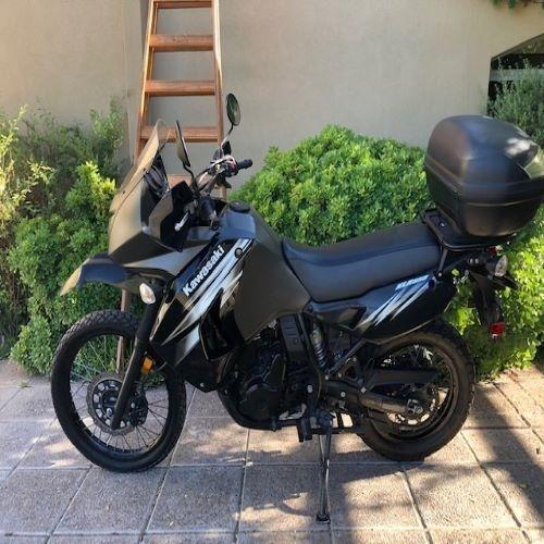 Moto Kawasaky Krl 650 Mod. 2012