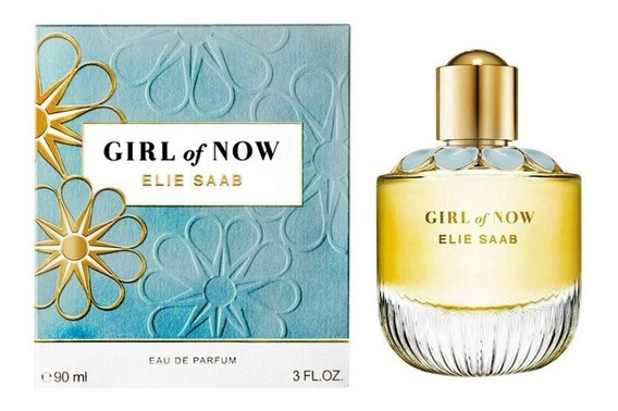 Elie Saab Girl Of Now Edp 90ml Feminino - Original