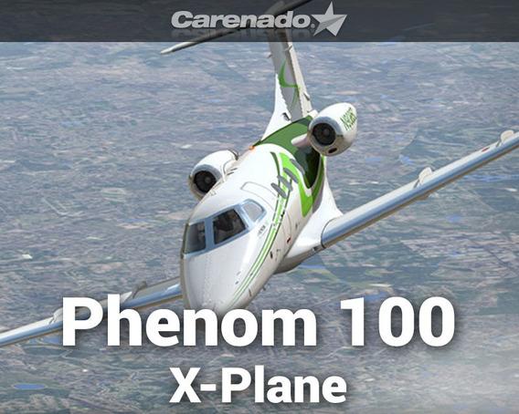 Emb-500 Phenom 100 V1.4 + Emb-110 + Pc12_v1.3 + Dornier28 V1