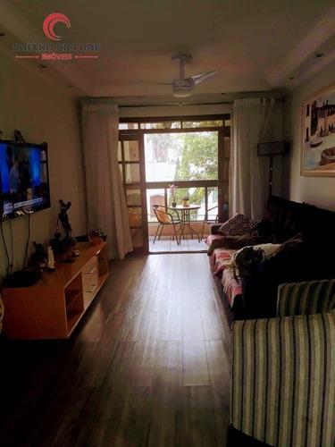 Imagem 1 de 13 de Apartamento A Venda - V-4850