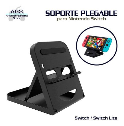 Imagen 1 de 6 de Soporte Stand Ajustable Para Nintendo Switch / Switch Lite