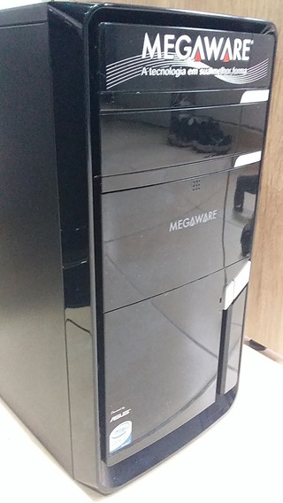 Pc Megaware Core 2 Duo E7400