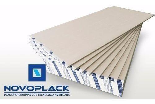 Placas Novoplack 9.5 - 1.20 Mts X 2.40 Mts - Simil Durlock