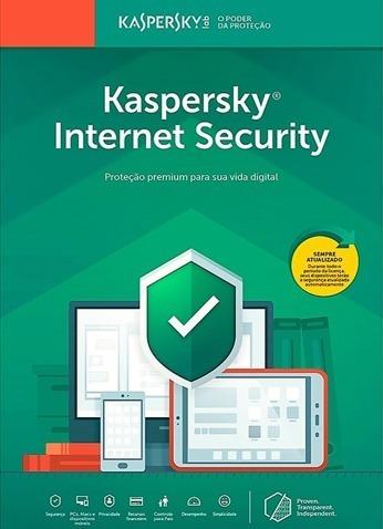 Kaspersky Anti Virus 1 Usuario 1 Ano Br Download 2019