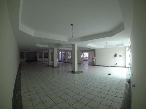 Salão Para Alugar, 680 M² Por R$ 10.500,00/mês - Vila Frezzarin - Americana/sp - Sl0225