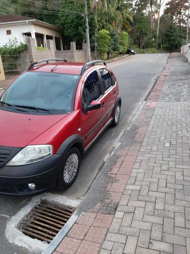 Citroën C3 2007 1.6 16v X-tr Flex 5p