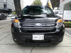 Ford Explorer Limited 2014 Aut, Excelentes Condiciones!