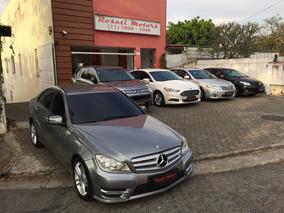 Mercedes C180 ( 2013/2013 ) Por R$ 73.899,99