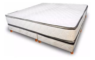 Sommier Multiflex Caribe Luxe King 180x200 35kg/m3 Pillow