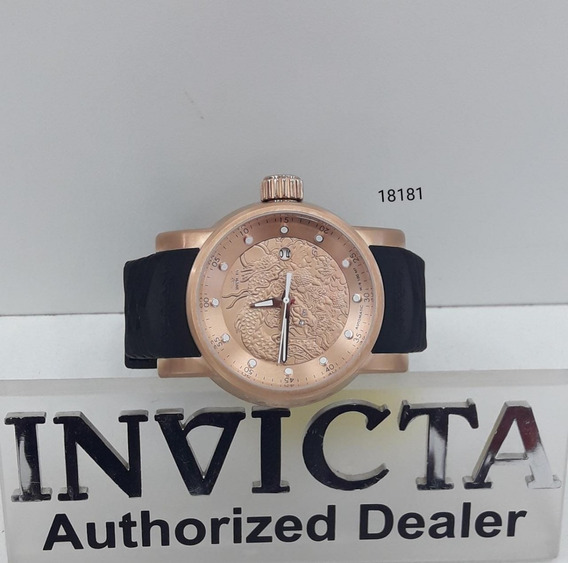 Relógio Invicta 18181 S1 Rally Dragon Yakusa Original