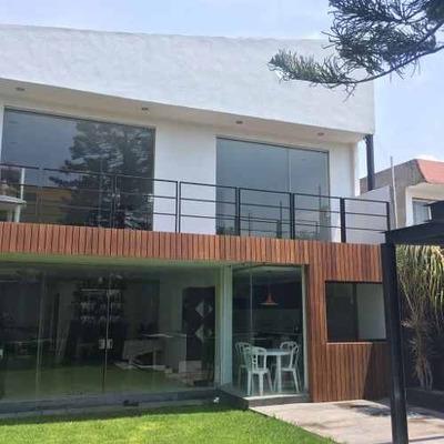 Hermosa Residencia En Venta En La Del. Tláhuac