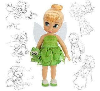 Coleccion Disney Animators .tinker Bell Doll - 16. .