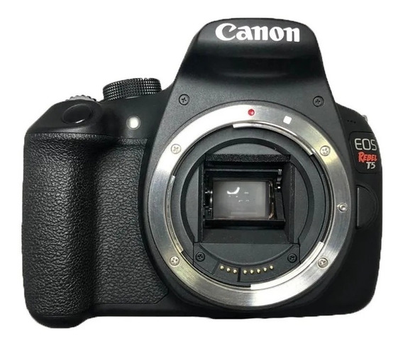 Câmera Canon T5 Rebel Usada Impecável Sem Carregador E Sd