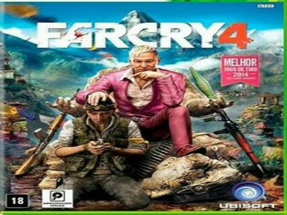 Farcry 4 Xbox 360 Midia Digital