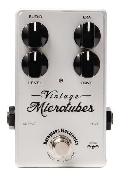 Pedal P/ Baixo Vintage Microtubes Darkglass Vmt Preamp -nf!