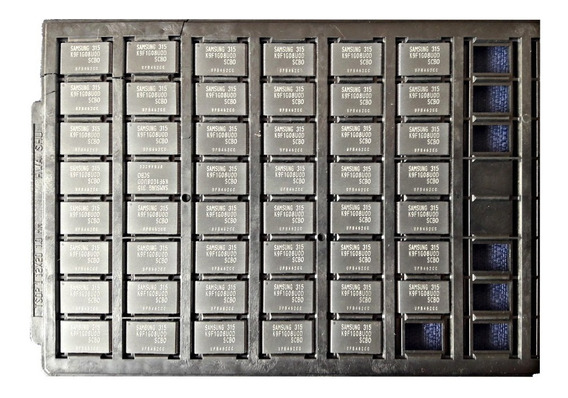 Memoria Flash Nand Programada Samsung Pl43f4000ag Pl51f/53f