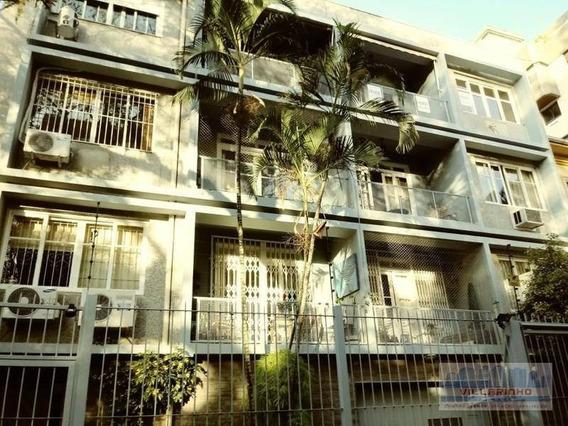Apartamento Com 3 Dormitórios À Venda, 124 M² Por R$ 650.000,00 - Auxiliadora - Porto Alegre/rs - Ap0901