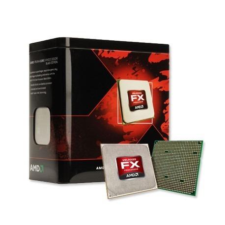 Processador Amd Fx 8120 X64 + Cooler Black Edition