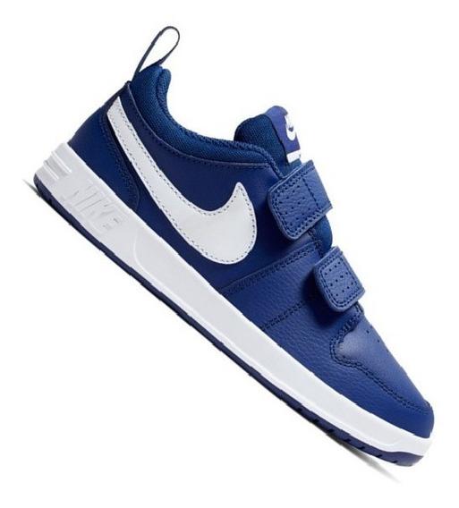 Tênis Nike Infantil Pico 5 Azul Menino Ar4161400 Original