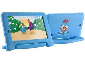 Tablet Galinha Pintadinha Plus Quad Core 8 Gb Multilaser 7