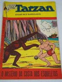 Tarzan 100 De 1974 Coleção Lança De Cobre Ebal Ótimo