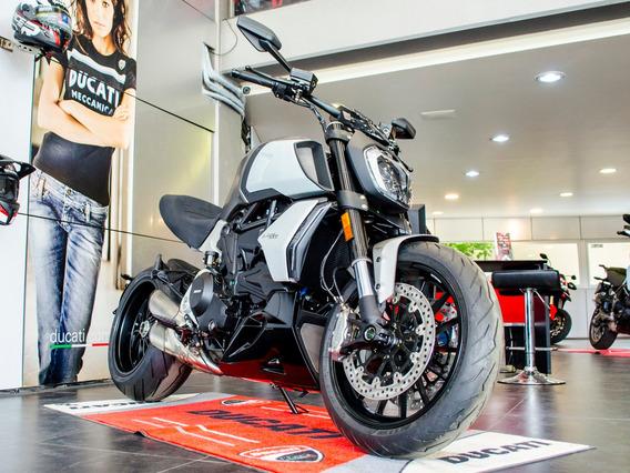 Ducati Diavel 1260 2019- Reserva La Tuya En Ducati Pilar