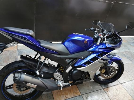 Yamaha R15 Factura Original Todo Pagado