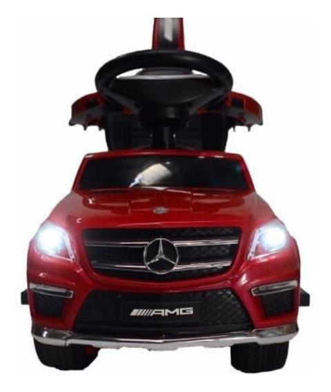 Carritos Eléctrico Montable Para Niños Mercedes Benz