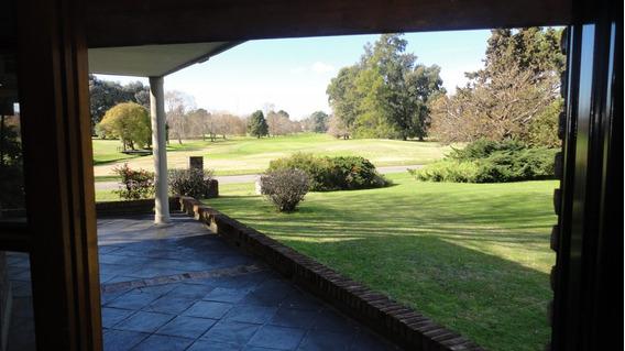 C. C. Los Cardales Casa 3 Dorm. 1 Lote Fte. Golf U$s 140.000
