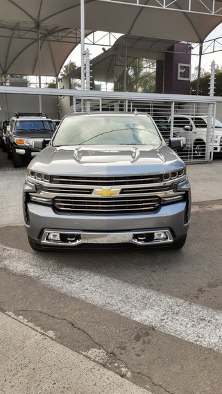Chevrolet Cheyenne 6.2 2500 Hig Country 4x4 At 2019 Gris