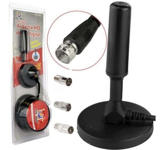 Antena Interna/externa Fm /som /home Sony + Adaptadores