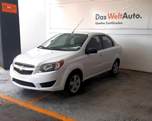 Imagen 1 de 12 de Chevrolet Aveo Lt