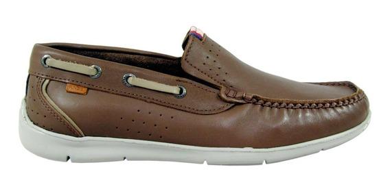 Zapatos Náuticos Ringo Conan Cuero Urbano