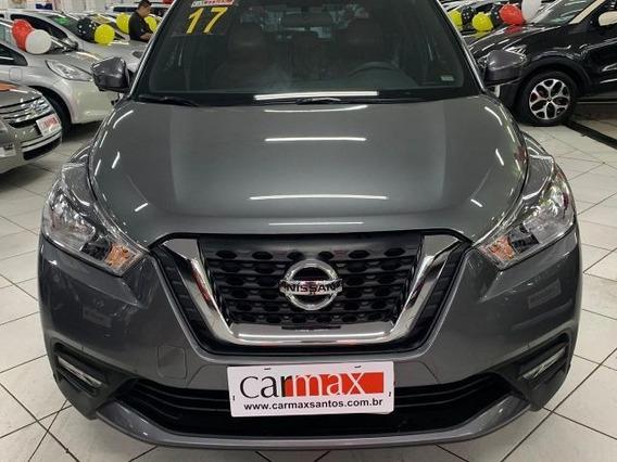 Nissan Kicks Sl Xtronic Cvt 1.6 16v Flex, Fzz3834