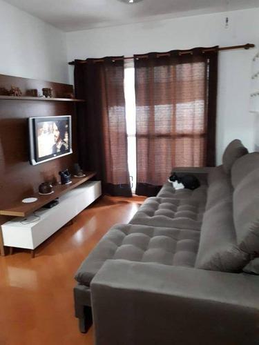 Apartamento 57m², 2 Dormitorios,  1 Vagas - Vila Santa Catarina - Ap11988