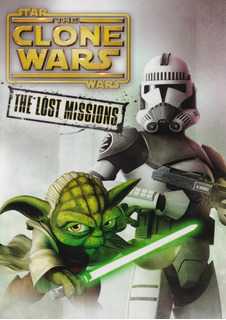 Star Wars The Clone Wars Lost Missions Temporada 6 Dvd
