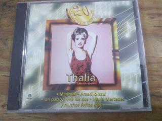 Thalía 20 Kilates Cd