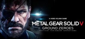 Pc Game Metal Gear Solid V Ground Zeroes