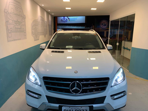Mercedes-benz Classe Ml 3.0 Cdi Sport Bluetec 5p 2015