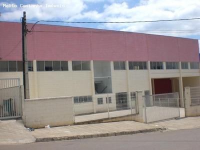 Galpão Para Locação Em Santana De Parnaíba, Santana De Parnaíba - Fazendinha - 1000288