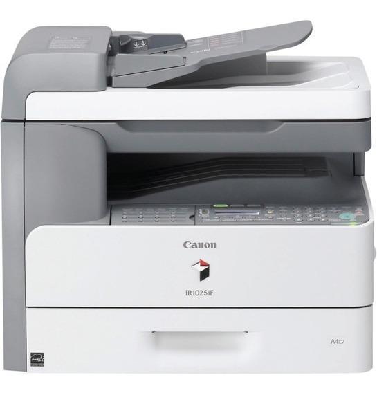Fotocopiadora Impresora Canon Ir 1025 Multifuncional Duplex