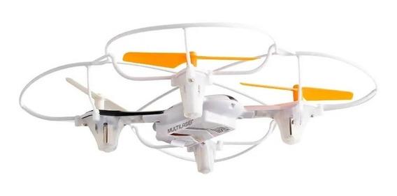 Drone Multilaser Fun Move Es254 Alcance 30 Metros Branco
