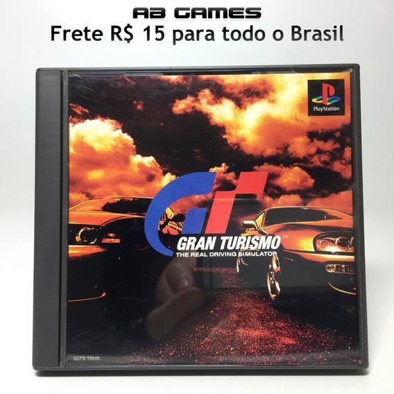 Gran Turismo Japonês Playstation Ps1