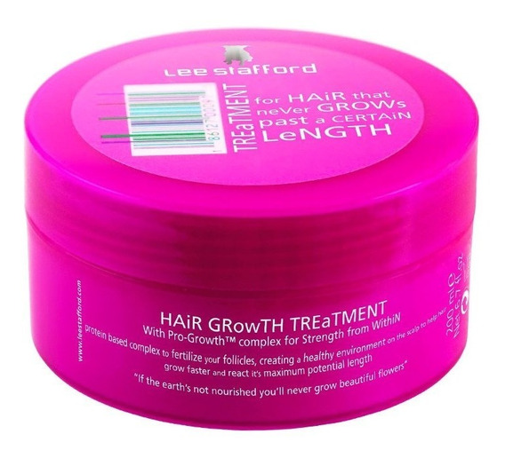 Máscara Para Crescer Cabelo Lee Stafford Hair Growth 200ml