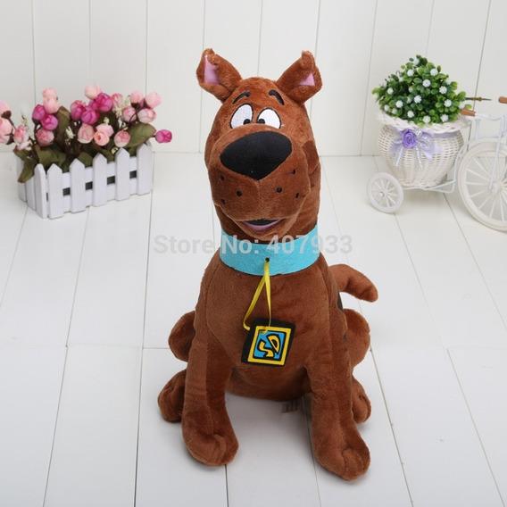 Pelúcia Scooby Doo Grande 33 Cm Pronta Entrega