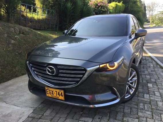 Mazda Cx9 Turbo